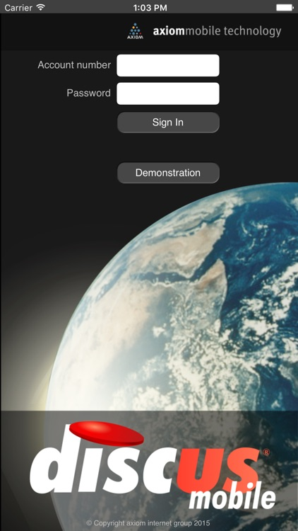 Discus Mobile screenshot-4
