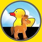 horses carnival shooting for kids - free game