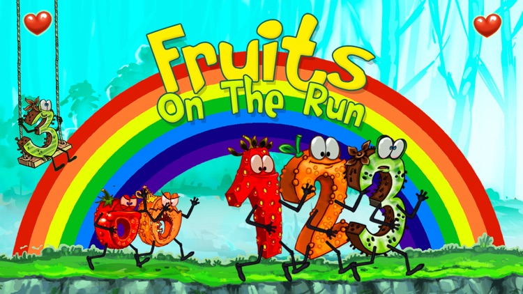 Fruits On The Run