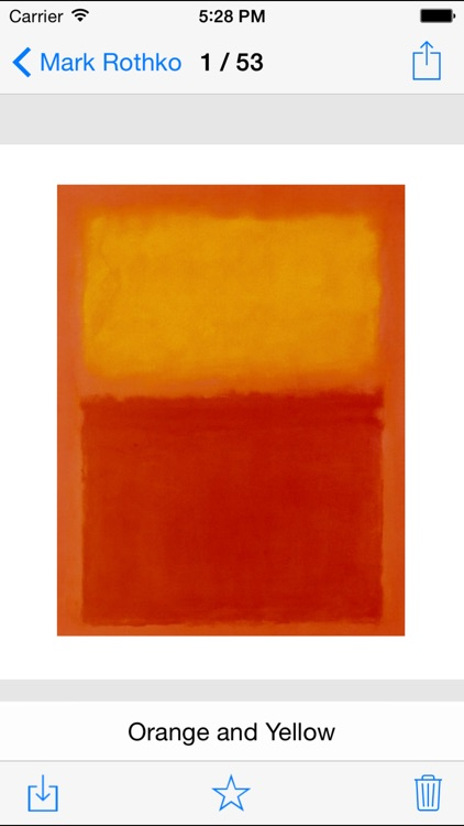 Rothko HD Paintings