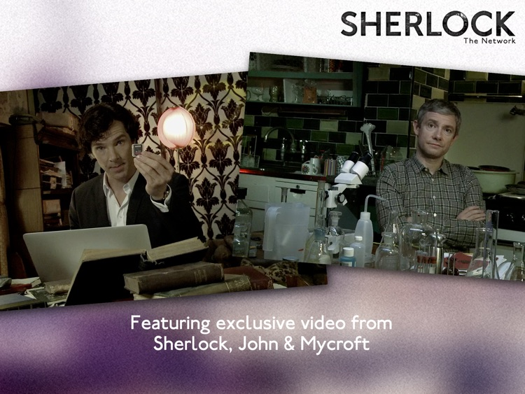 Sherlock: The Network HD screenshot-3