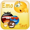 EmoText: Emotion and Text Customisation and Sharing