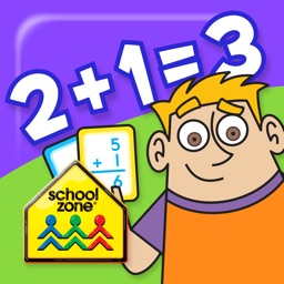 Addition Flash Cards from School Zone