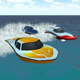 Action Boat Racing 3D