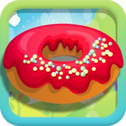 Donut Jam - Yummy and Delicious Chocolate Treat Taste Puzzler