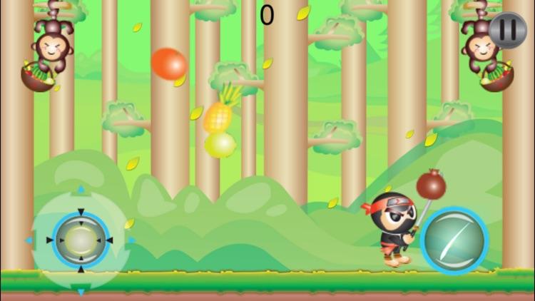 Fruit Samurai Free screenshot-4