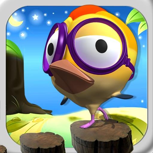 No Flappy Hopping Bird