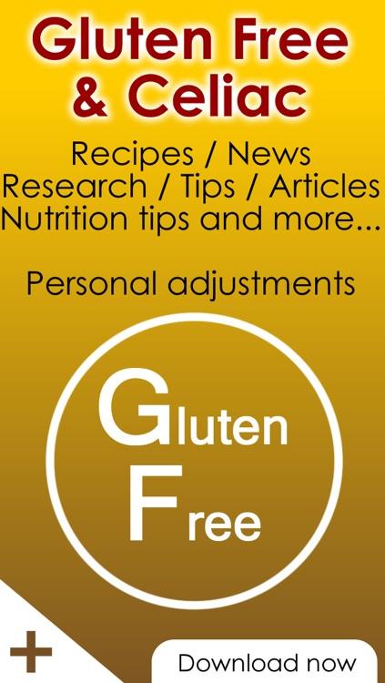 Gluten Free diet recipes & Celiac disease news plus healthy vegetarian tips