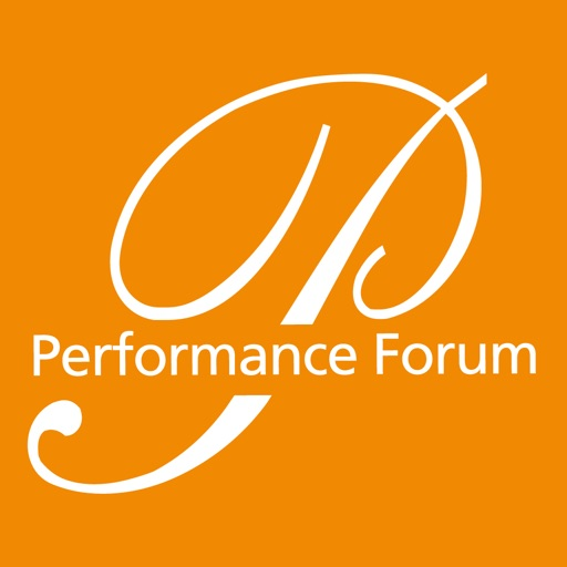 Performance Forum 2014