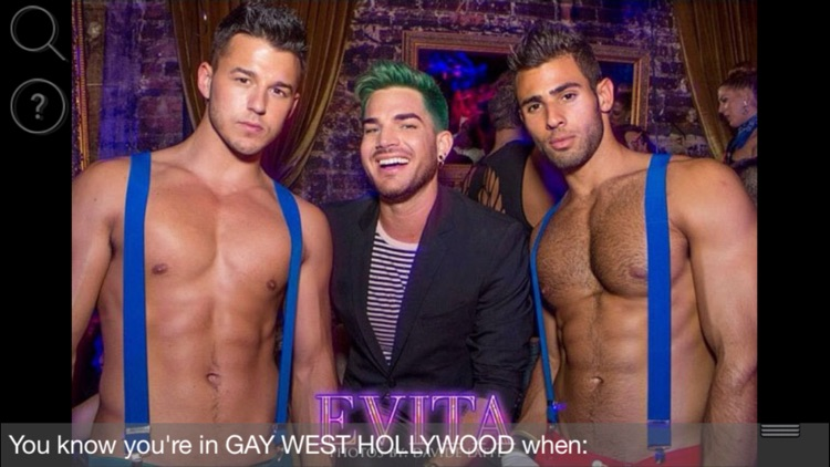 West hollywood video gay