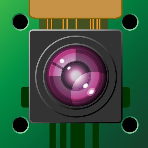 BerryCam | Control a Raspberry Pi camera from your iOS