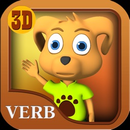 Verbs for Kids - Part 1-Free Animated English Language Learning Lessons for Children to Learn the Most Important Verbs & Play