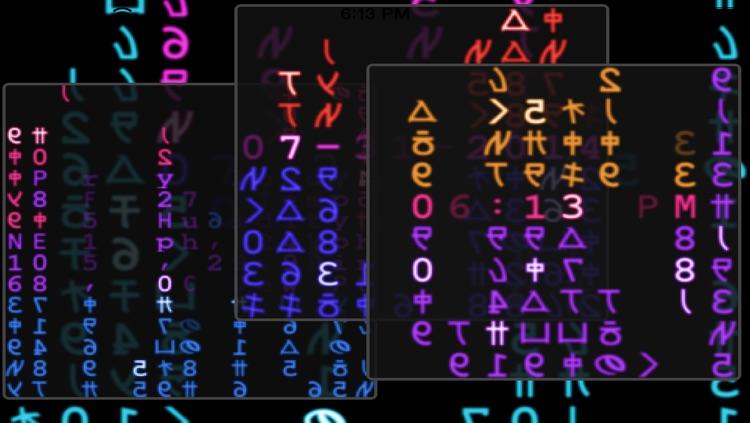Matrix Decoded Pro screenshot-3
