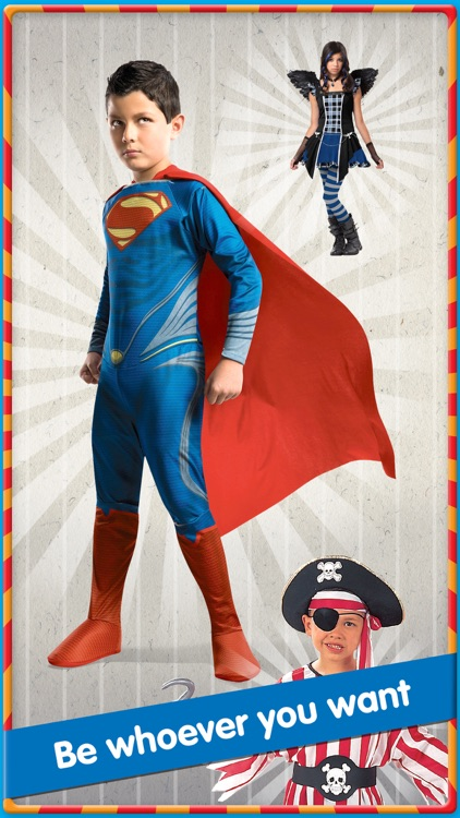 FACEinHOLE® Kids - Who do you want to be today?