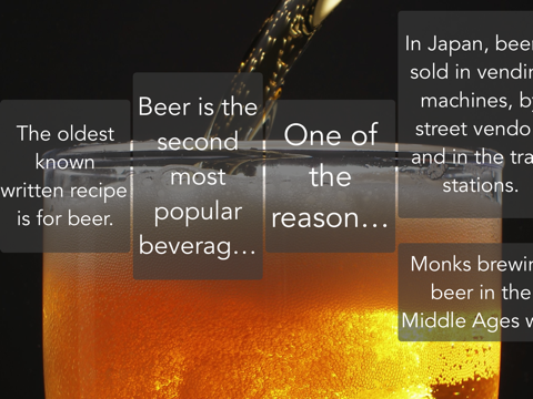 Beer : My Mobile Facts Buddy screenshot