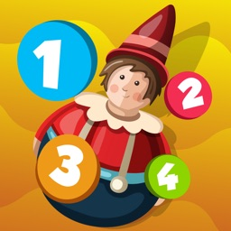 A Toys Counting Game for Children: learn to count 1 - 10