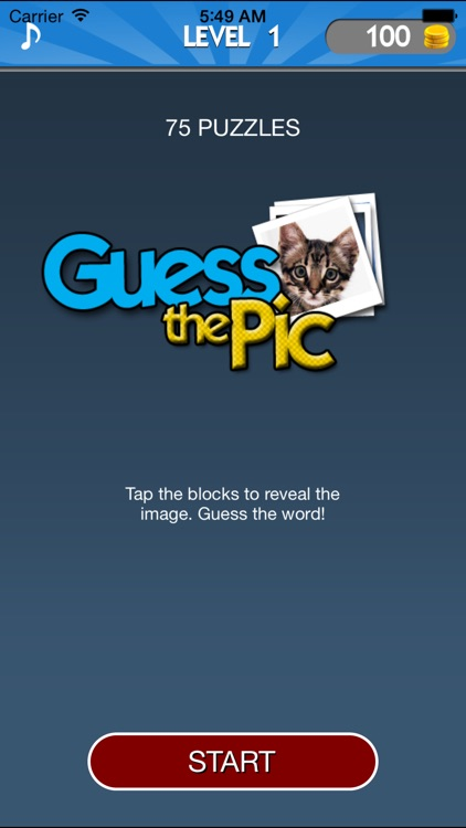 Guess the Pic - Whats Guess, Food, Animal, Places, Celebrities