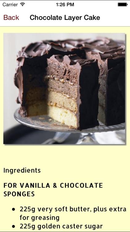 Luscious Chocolate Recipes