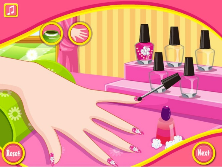 Perfect Bride Manicure HD - The hottest nail manicure games for ...