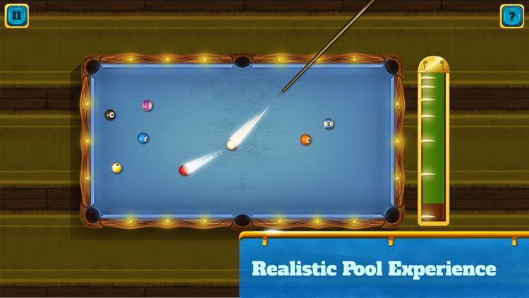 Pool Billiards Pro 8 Ball Snooker Game