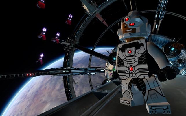 LEGO® Batman™ 3: Покидая Готэм Screenshot