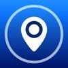ドバイオフライン地図+都市ガイドナビゲーター、観光スポットや交通機関