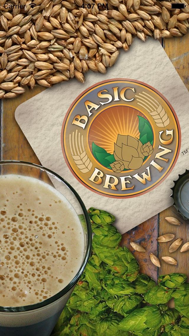 Basic Brewing review screenshots