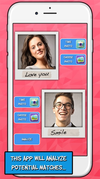 Love Tester! (FREE) - A Compatibility Relationship Test to Find Your Soul Mate - 窓用