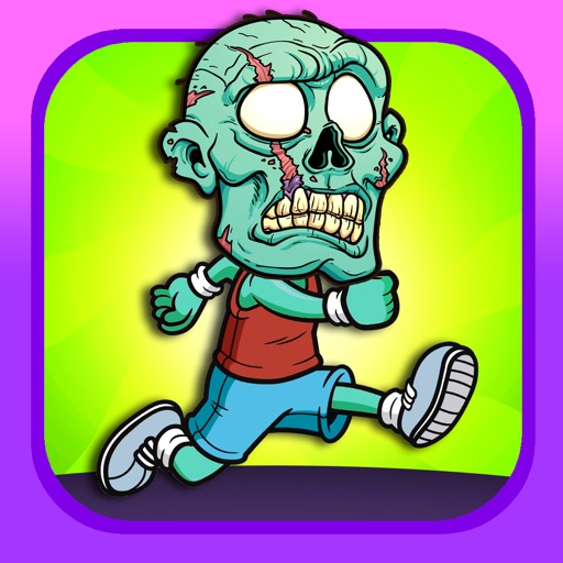 A Zombie Marathon Run Fun Addictive Play Adventure icon