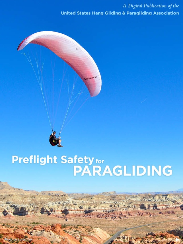 Paragliding on the App Store