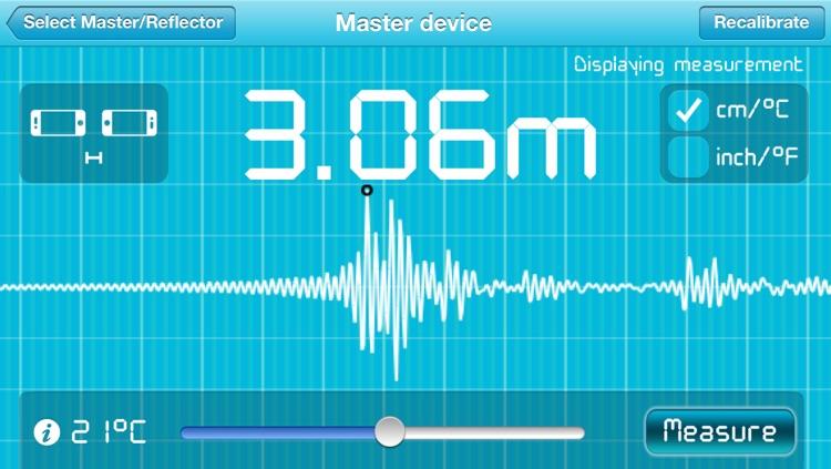 Acoustic Ruler Pro
