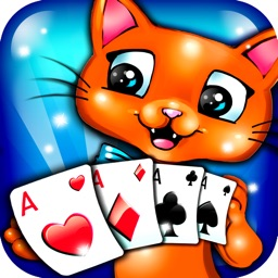 Klondike Solitaire – spades plus hearts classic card game