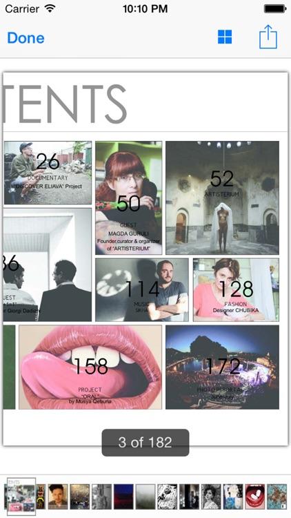 PHOTOESSAY Online Art Magazine screenshot-3