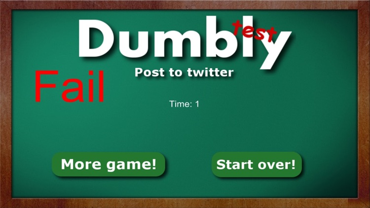 Dumbly Test Free