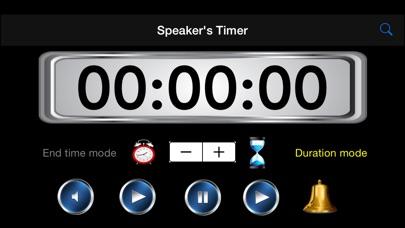 演講計時器HD屏幕截圖1