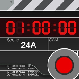 ClapperPod -DigitalSlate- Movie Clapperboard