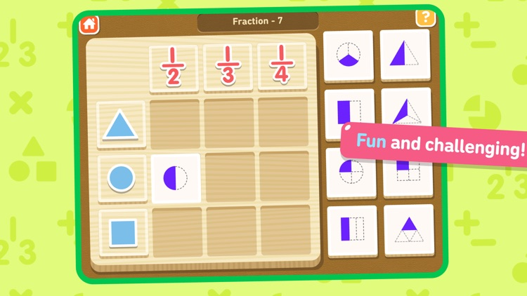 Todo Number Matrix: Brain teasers, logic puzzles, and mathematical reasoning for kids screenshot-3