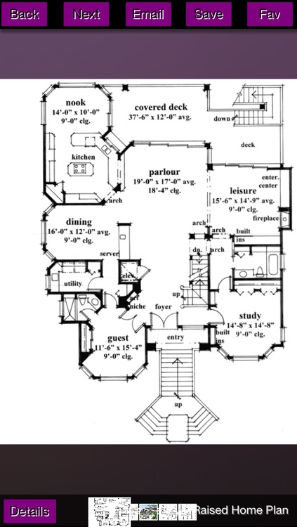 Beach - House Plans screenshot-4