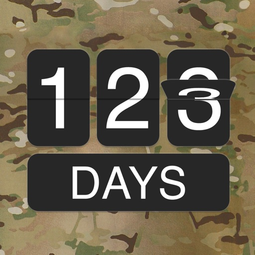 Short Timer: Military Retirement Countdown