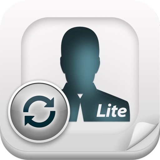 Contacts Backup to Dropbox Lite