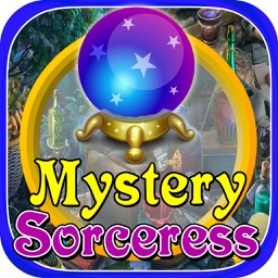 Hidden Objects: Mystery of Sorceress