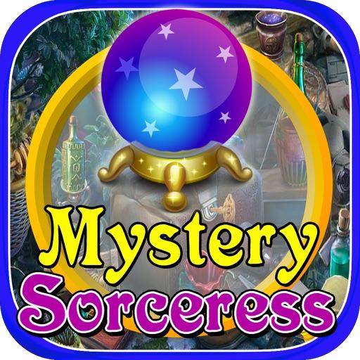 Hidden Objects: Mystery of Sorceress