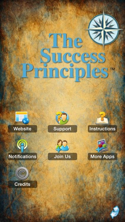 Jack Canfield Success Principles screenshot-4