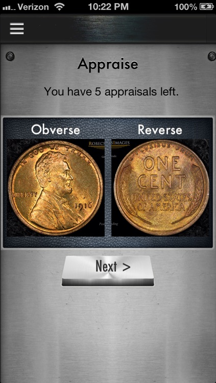 CoinVault - Store Your Coin Collection