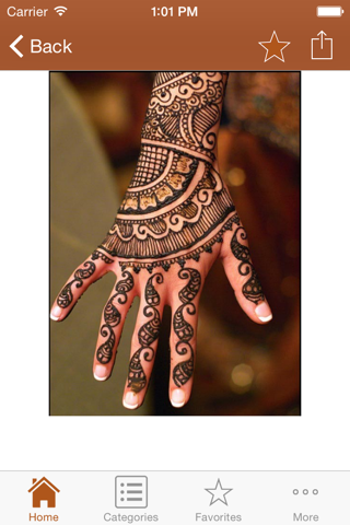 Mehndi Designs screenshot 2