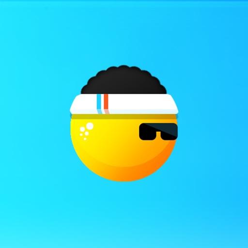Orange Jogger - A Bouncing Ball Game