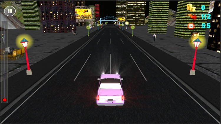 Classic Car Traffic Racer - Real Car Smash Driving Simulator Racing Game screenshot-3