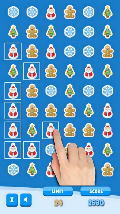 Christmas Stickers - Free X-mas Matching Puzzle Mania screenshot-2