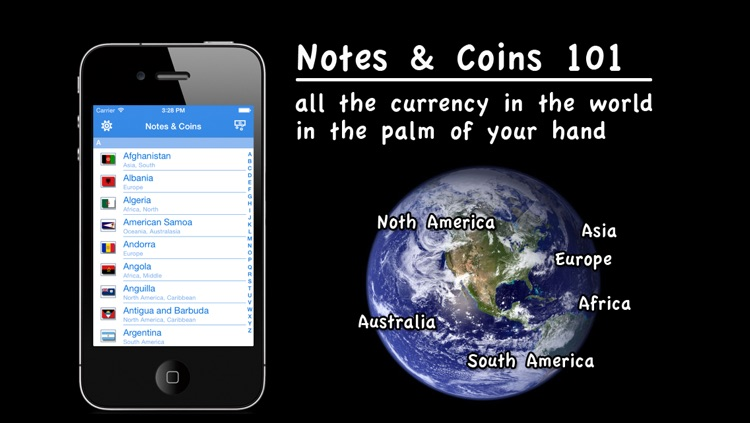 Notes & Coins 101, the money encyclopedia