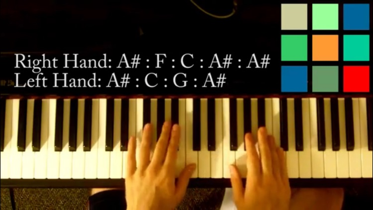 Easy To Play Piano Songs screenshot-3